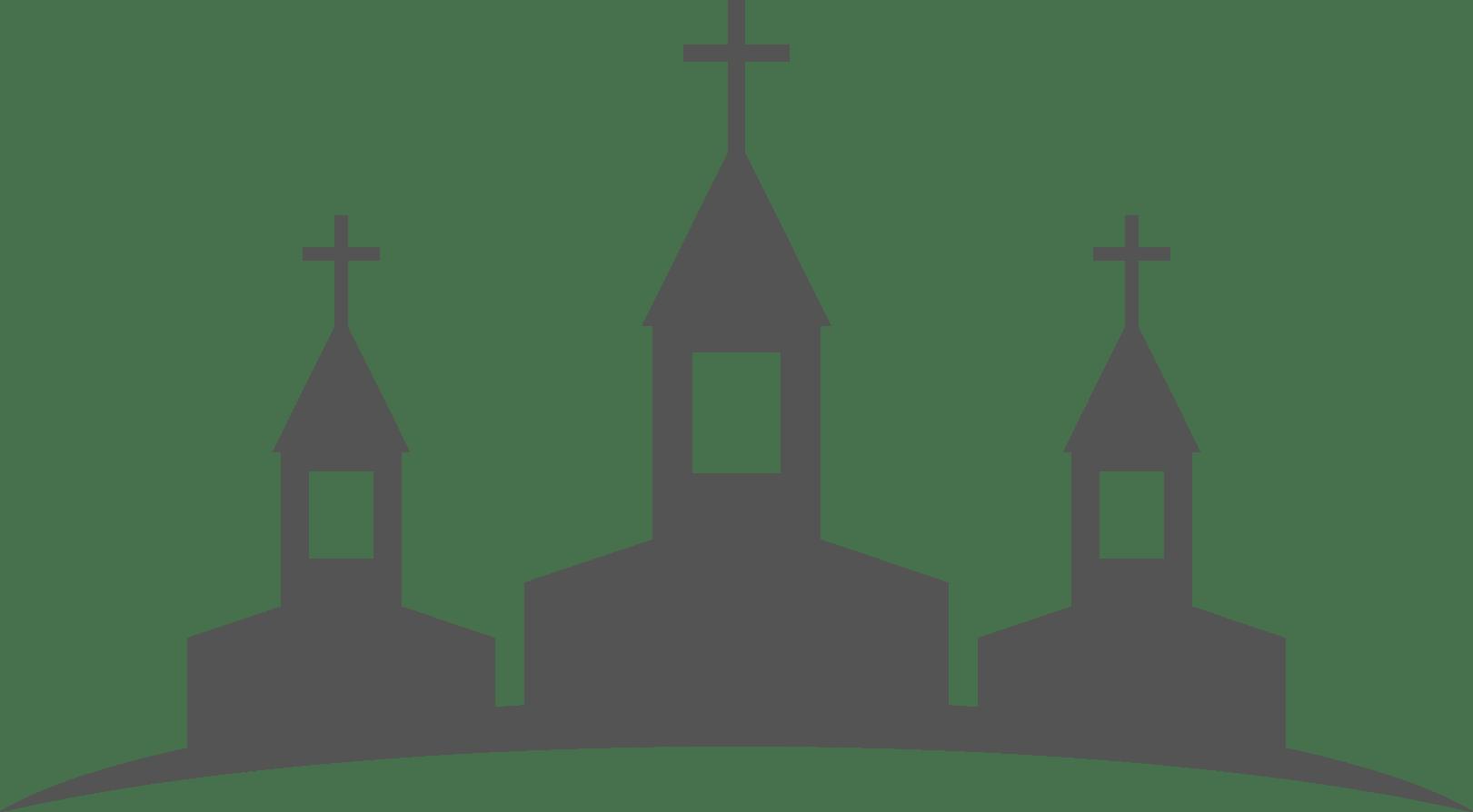 Churches Icon Grey
