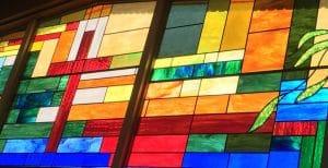 sapphire coast anglican parish window